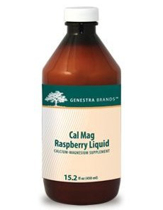 Cal Mag Raspberry Liquid by Genestra