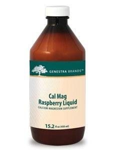 Cal Mag Raspberry Liquid by Genestra