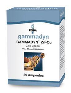 Gammadyn Zn-Cu by Unda