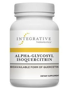 Alpha-Glycosyl Isoquercitrin by Integrative Therapeutics