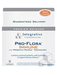 Pro-Flora™ Immune with Probiotic Pearls™ Technology by Integrative Therapeutics