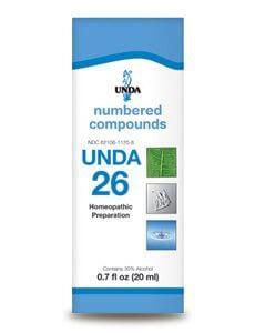 Unda 26 by Unda