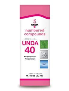 Unda 40 by Unda