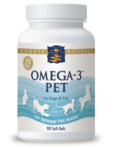 Omega-3 Pet Cats and Small Breeds by Nordic Naturals Pro
