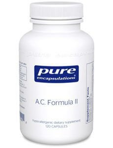 A.C. Formula® II by Pure Encapsulations