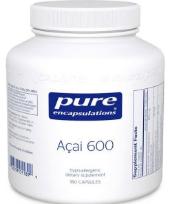 Acai 600 by Pure Encapsulations