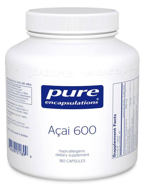 Acai 600 by Pure Encapsulations