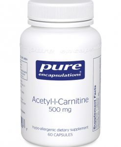 Acetyl-l-Carnitine by Pure Encapsulations