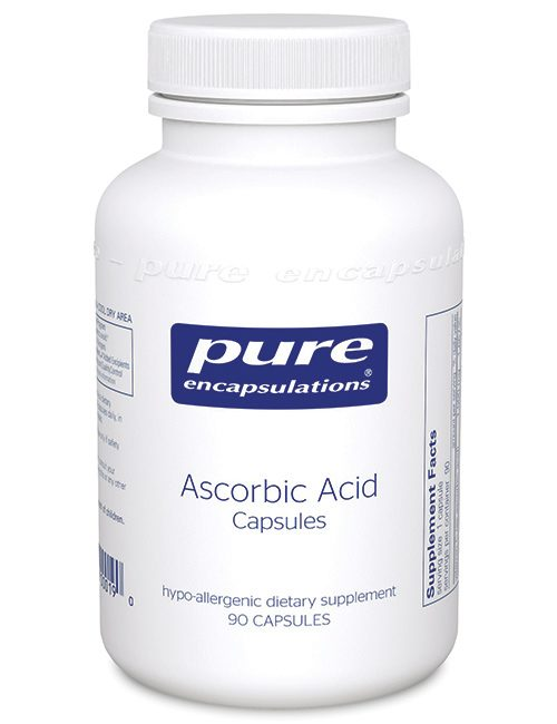Ascorbic Acid Powder by Pure Encapsulations