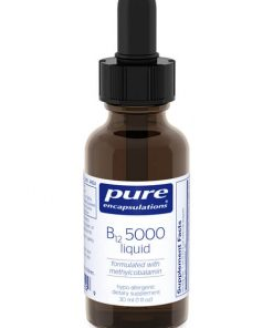 B12 5000 liquid by Pure Encapsulations
