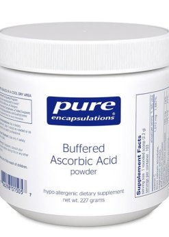 Buffered Ascorbic Acid (Powder) by Pure Encapsulations
