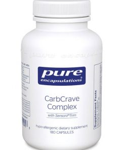 CarbCrave Complex by Pure Encapsulations