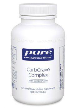 CarbCrave Complex by Pure Encapsulations