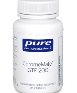 ChromeMate® GTF by Pure Encapsulations