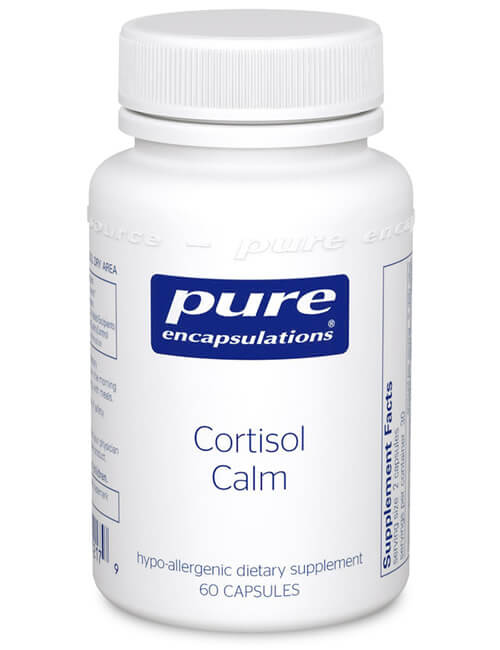 Cortisol Calm by Pure Encapsulations