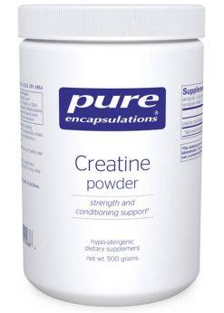 Creatine Powder by Pure Encapsulations