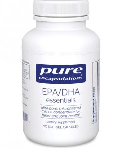 EPA/DHA Essentials by Pure Encapsulations