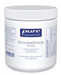 Electrolyte/Energy formula by Pure Encapsulations