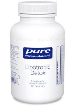 Lipotropic Detox by Pure Encapsulations