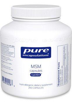 MSM (methylsulfonylmethane) by Pure Encapsulations