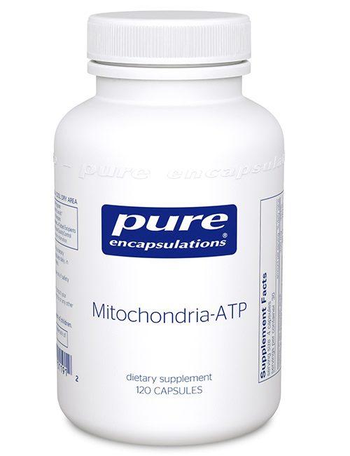 Mitochondria-ATP by Pure Encapsulations