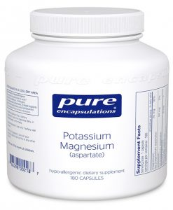 Potassium Magnesium (aspartate) by Pure Encapsulations