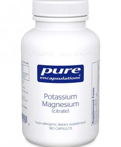 Potassium Magnesium (citrate) by Pure Encapsulations