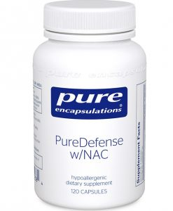 PureDefense w/NAC by Pure Encapsulations