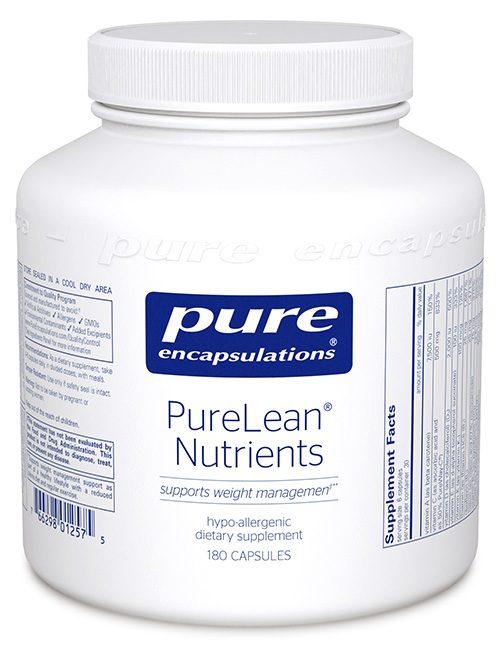 PureLean™ Nutrients by Pure Encapsulations