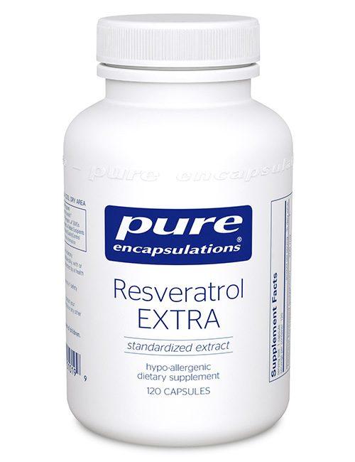 Resveratrol EXTRA by Pure Encapsulations