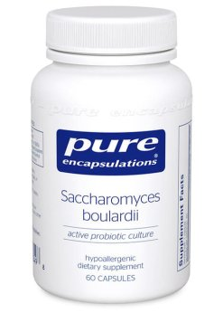Saccharomyces boulardii (active probiotic culture) by Pure Encapsulations