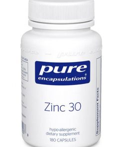 Zinc 30 by Pure Encapsulations