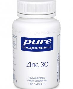 Zinc 30 by Pure Encapsulations