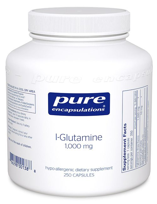 L-Glutamine by Pure Encapsulations