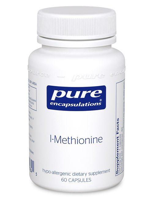 l-Methionine by Pure Encapsulations
