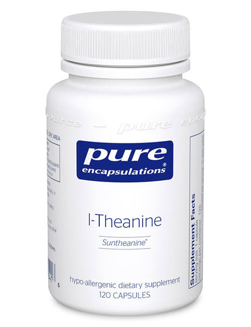 L-Theanine (Suntheanine®) by Pure Encapsulations