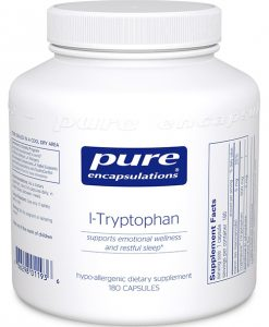 L-Tryptophan by Pure Encapsulations