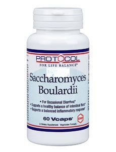 Saccharomyces Boulardii by Protocol For Life