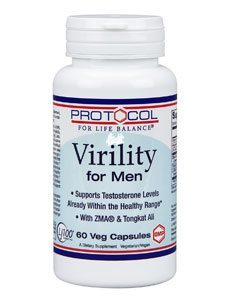 Virility for Men by Protocol For Life