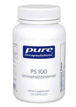 PS 100 (phosphatidylserine) by Pure Encapsulations