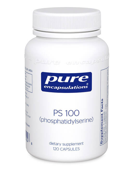 PS 100 (phosphatidylserine) by Pure Encapsulations