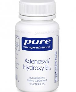 Adenosyl/Hydroxy B12 by Pure Encapsulations