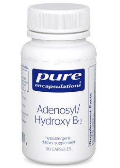 Adenosyl/Hydroxy B12 by Pure Encapsulations