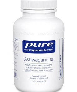 Ashwagandha by Pure Encapsulations