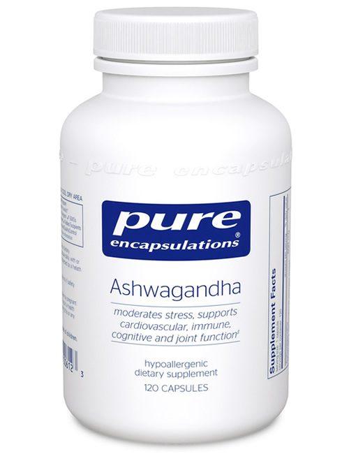 Ashwagandha by Pure Encapsulations