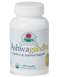 ASHWAGANDHA by Ayush Herbs