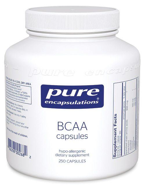 BCAA (amino acids) by Pure Encapsulations