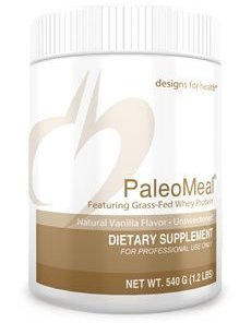 WheyMeal® Powder Vanilla (formerly PaleoMeal) by Designs for Health