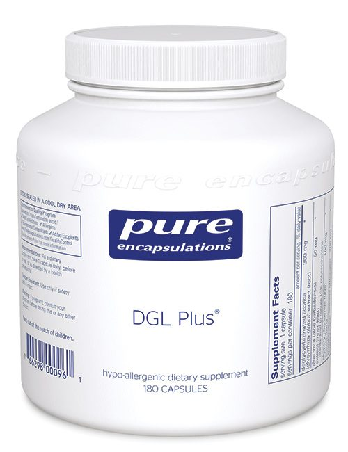 DGL Plus® by Pure Encapsulations