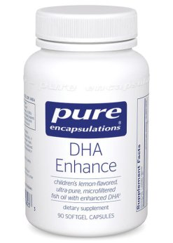 DHA Enhance by Pure Encapsulations